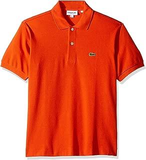 Men's Classic Short Sleeve Discontinued L.12.12 Pique Polo Shirt