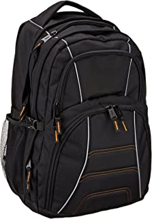 AmazonBasics Laptop Computer Backpack - Fits Up To 17...