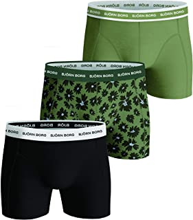 Björn Borg Men's Boxer Briefs (Pack of 3)
