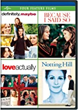 Definitely, Maybe / Because I Said So / Love Actually / Notting Hill Four Feature Films