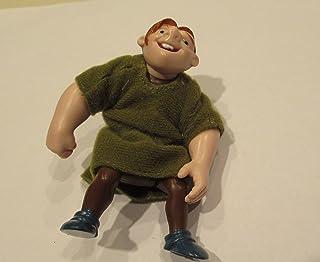 Burger King QUASIMODO Figurine Kids Meal Toy - Disney's Hunchback of Notre Dame by Disney