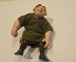 Burger King QUASIMODO Figurine Kids Meal Toy - Disney's Hunchback of Notre Dame by Disney