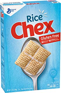 Rice Chex Gluten Free Cereal, 12 Ounce