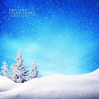 New Age piano music to listen when first snow comes