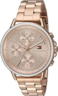 94610fa61cd Tommy Hilfiger Women s Casual Sport Quartz Watch with Strap