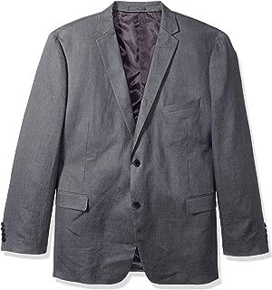 Men's Big and Tall Linen Sport Coat