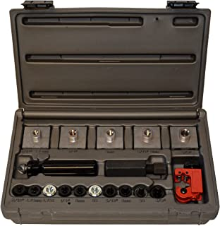 Cal-Van Tools 165 Master Inline Flaring Kit – Double and Single Flares, Brake..