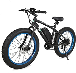 electric bike for snow