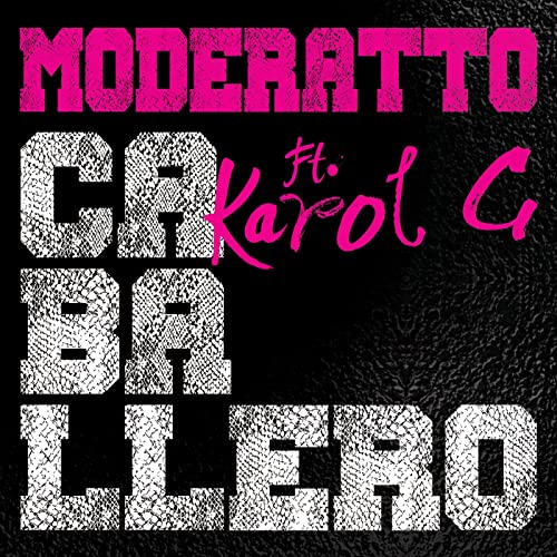 Amazon.com: Caballero [feat. KAROL G]: Moderatto: MP3 Downloads