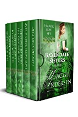 The Baxendale Sisters: A Regency Romance Series (The Baxendale Sisters Box Set) Kindle Edition