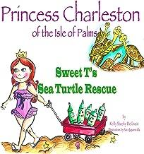 Princess Charleston of the Isle of Palms, Sweet T's Sea Turtle Rescue