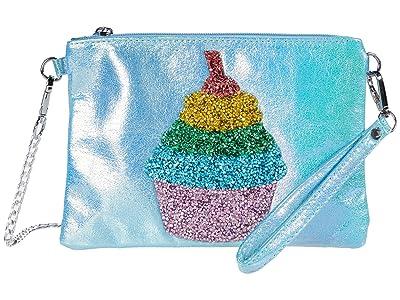 Bari Lynn Rainbow Crystal Bag (Little Kids/Big Kids) (Multi) Clutch Handbags