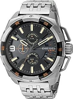 Men's DZ4394 Heavyweight Gunmetal Watch
