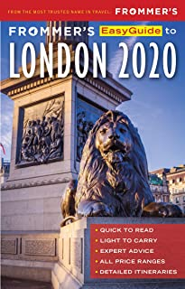 Frommer's EasyGuide to London 2020