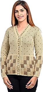 aarbee Woollen Designer Cardigan for Women