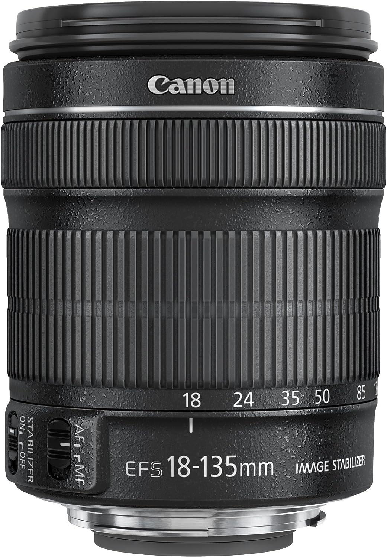 Canon Zoomobjektiv Ef S 18 135mm F3 5 5 6 Is Stm Für Kamera