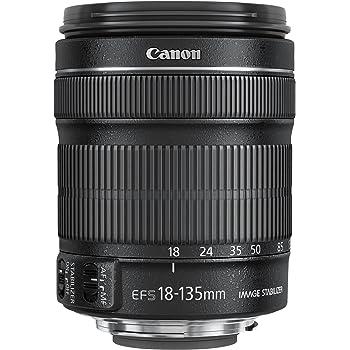 Canon 標準ズームレンズ EF-S18-135mm F3.5-5.6 IS STM APS-C対応