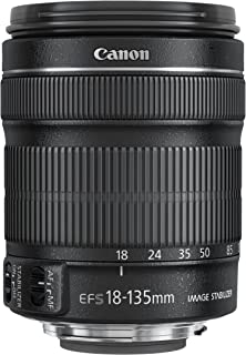Canon EF-S 18-135mm Zoom Lens for Canon DSLR Camera