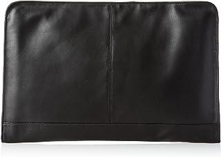 Derek Alexander Underarm Folio, Black, One Size