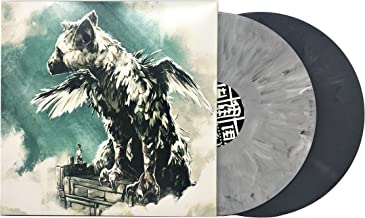 The Last Guardian Soundtrack (Limited Edition Grey and Black Marble Colored Double Vinyl)