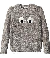 Stella McCartney Kids - Knit Sweater with Eyes (Toddler/Little Kids/Big Kids)
