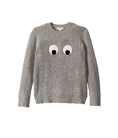 Stella McCartney Kids Knit Sweater with Eyes (Toddler/Little Kids/Big Kids)