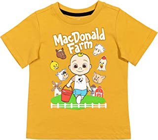 JJ Baby/Toddler Boys Graphic T-Shirt