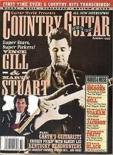 Country Guitar Magazine, Premier Issue, Summer 1993