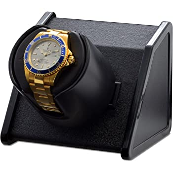 Orbita Sparta Bold Black Single Watchwinder 1