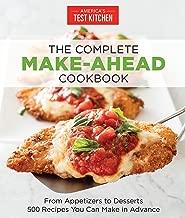 Best test kitchen make ahead cookbook Reviews