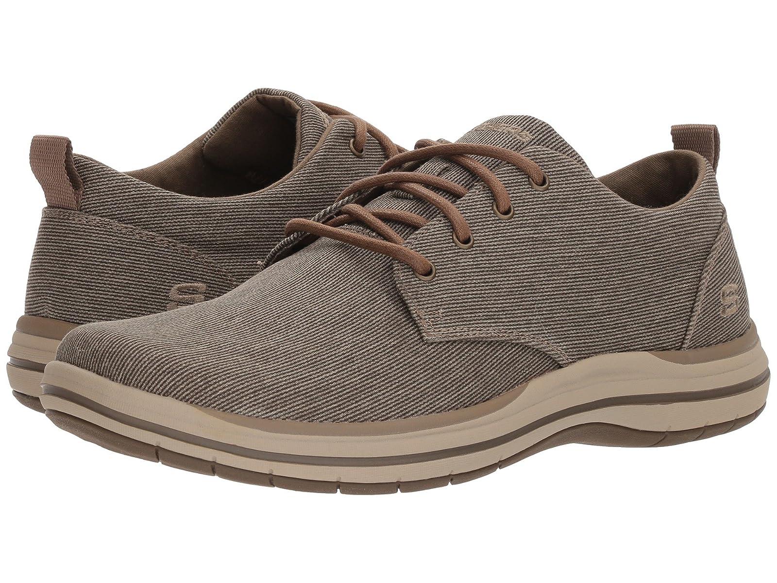 SKECHERS Classic Fit Elson - MotenAtmospheric grades have affordable shoes