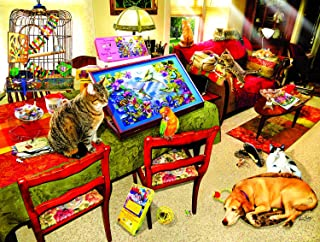 SunsOut The Missing Piece 1000 pc Jigsaw Puzzle