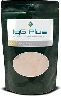 Best serum derived bovine immunoglobulin concentrate Reviews