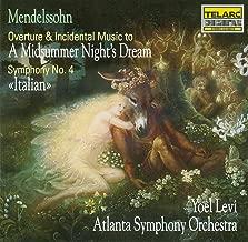 Mendelssohn: Music To A Midsummer Night's Dream