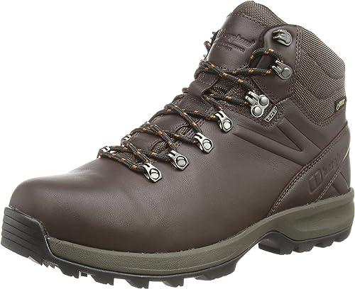 Berghaus Explorer Ridge Plus GTX démarrage, Chaussures de Randonnée Hautes Homme