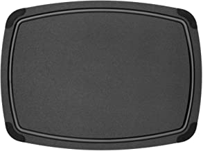 """product image for Epicurean Cutting Board with Removable Silicone Corners, 17.5"""" by 13"""", Black"""