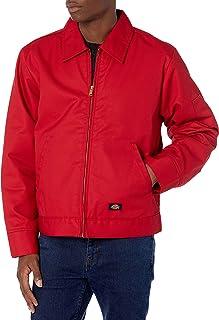 Men's Insulated Eisenhower Front-Zip Jacket
