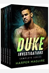 Duke Investigations: Complete Series Kindle Edition