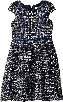 Boucle Dress (Toddler/Little Kids)