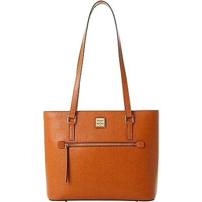 Dooney & Bourke Saffiano Shopper (Natural) Handbags