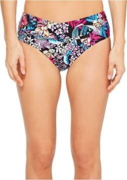 Tropical Tendencies Crossover Bikini Bottom