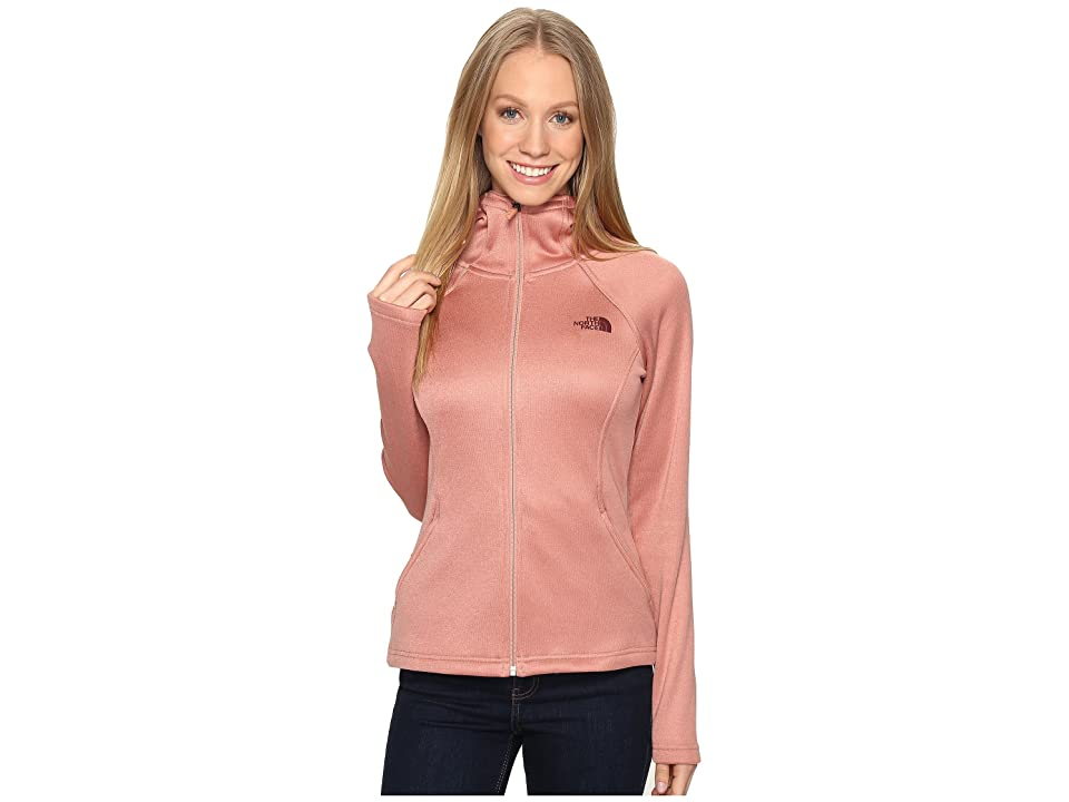 The North Face Agave Hoodie (Rose Dawn Heather (Prior Season)) Women