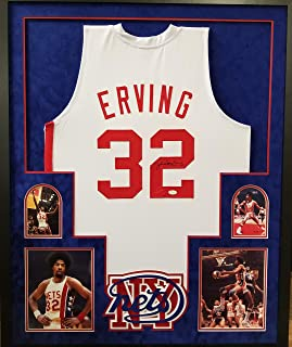the best attitude bfe7a d5e6b Amazon.com: julius erving jersey