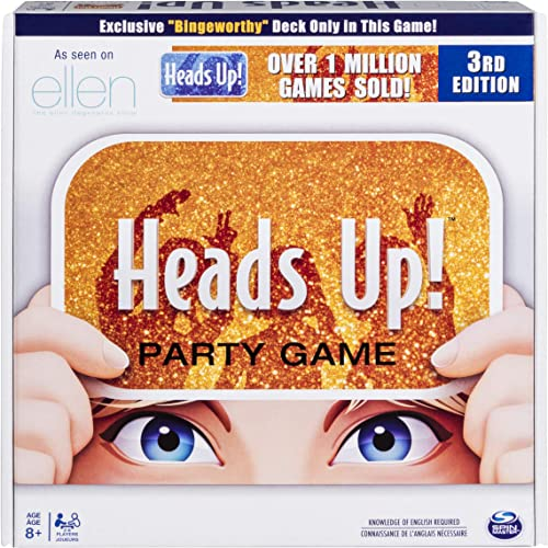 Heads Up Party Game by Continuum Games