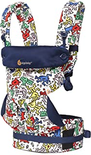 Ergobaby 360 Keith Haring Baby Carrier, Pop