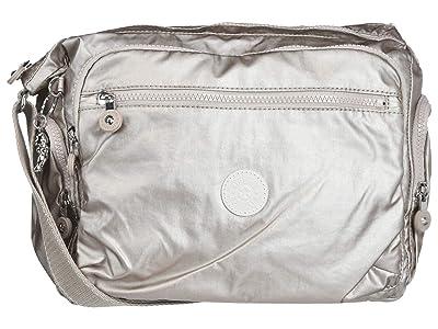 Kipling Gabbie Crossbody Bag (Metallic Glow) Handbags