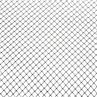 Tenax Sentry HD Safety Fence, Black, 4' x 50'