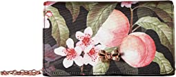 Ted Baker - Peach Blossom Evening Bag