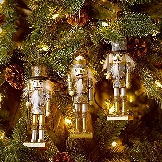 Best gold nutcracker ornaments Reviews