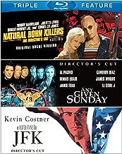 Natural Born Killers / Any Given Sunday / JFK